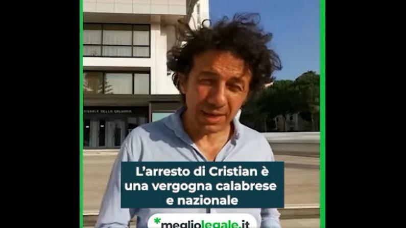 Malato rischia il carcere per la cannabis terapeutica, la protesta di Marco Cappato - VIDEO