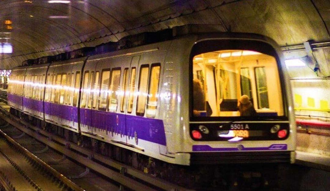 La nuova linea della metropolitana di Milano