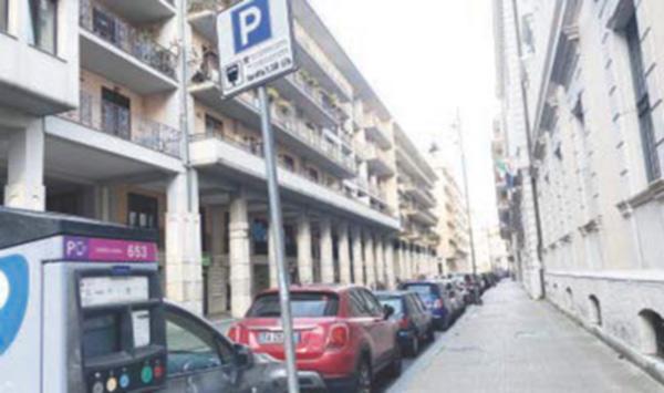 Parcheggi, project rimodulato