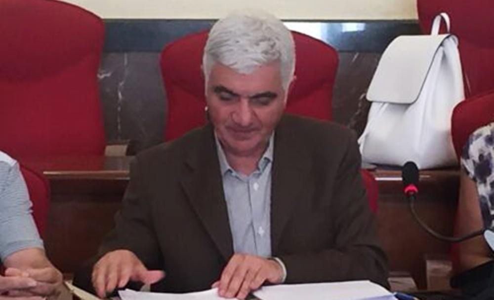 L'assessore comunale all'Urbanistica Pasquale Scalamogna