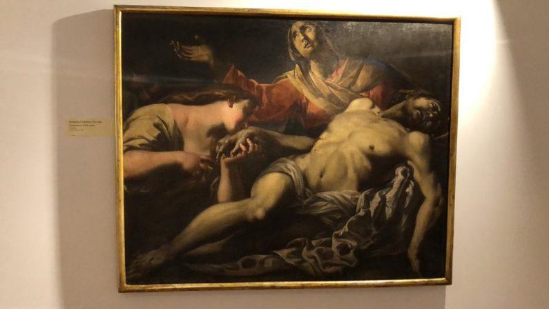 Arte, restano esposti a Soriano tre capolavori di proprietà della Provincia di Vibo