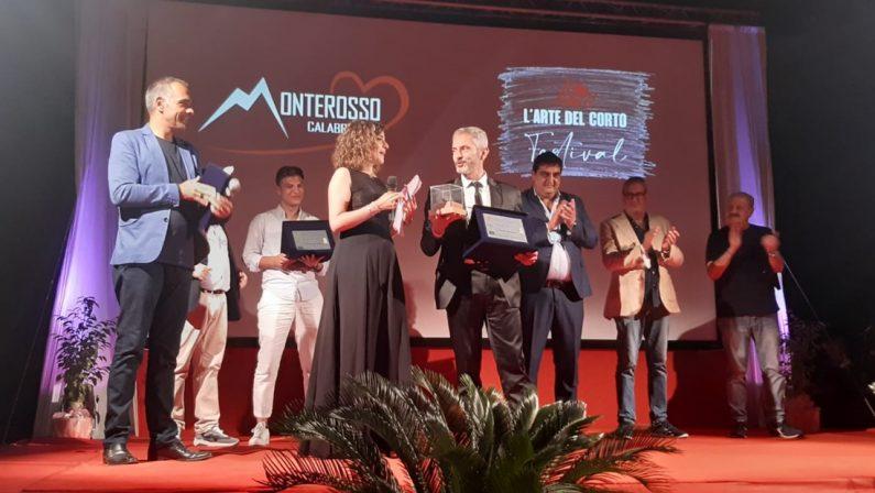 """L'Arte del corto, a Monterosso trionfa """"Il seme della speranza"""" di Nando Morra"""