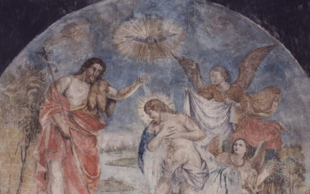 L'affresco attribuito a Renoir a Capistrano