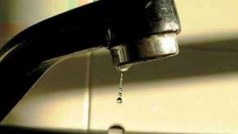 Diversi i Comuni del territorio in grave carenza idrica, Vibonese sempre più a secco