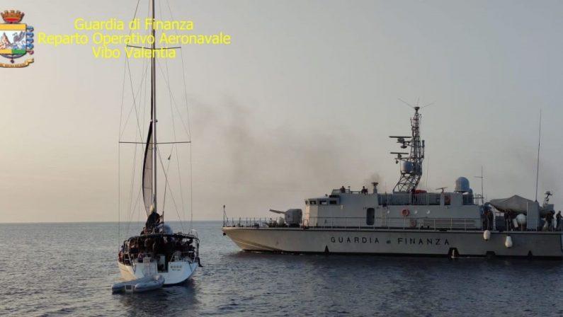 Nuovo soccorso di migranti al largo di Capo Spartivento: 95 persone sbarcate a Roccella