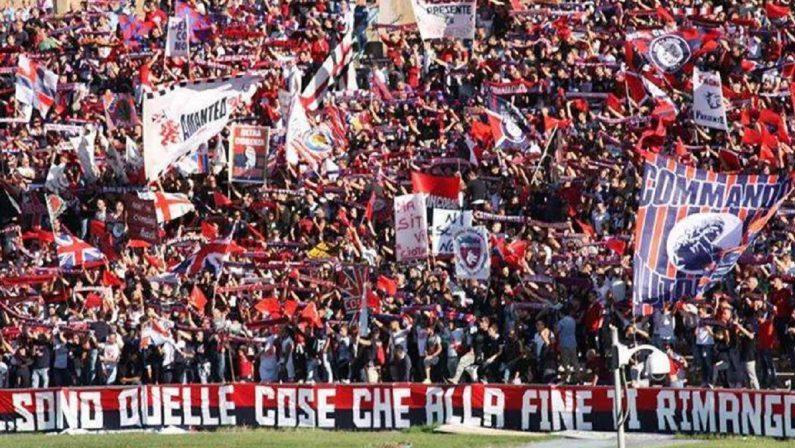 Cosenza, il 29 luglio un'assemblea per l'unità degli ultrà rossoblu