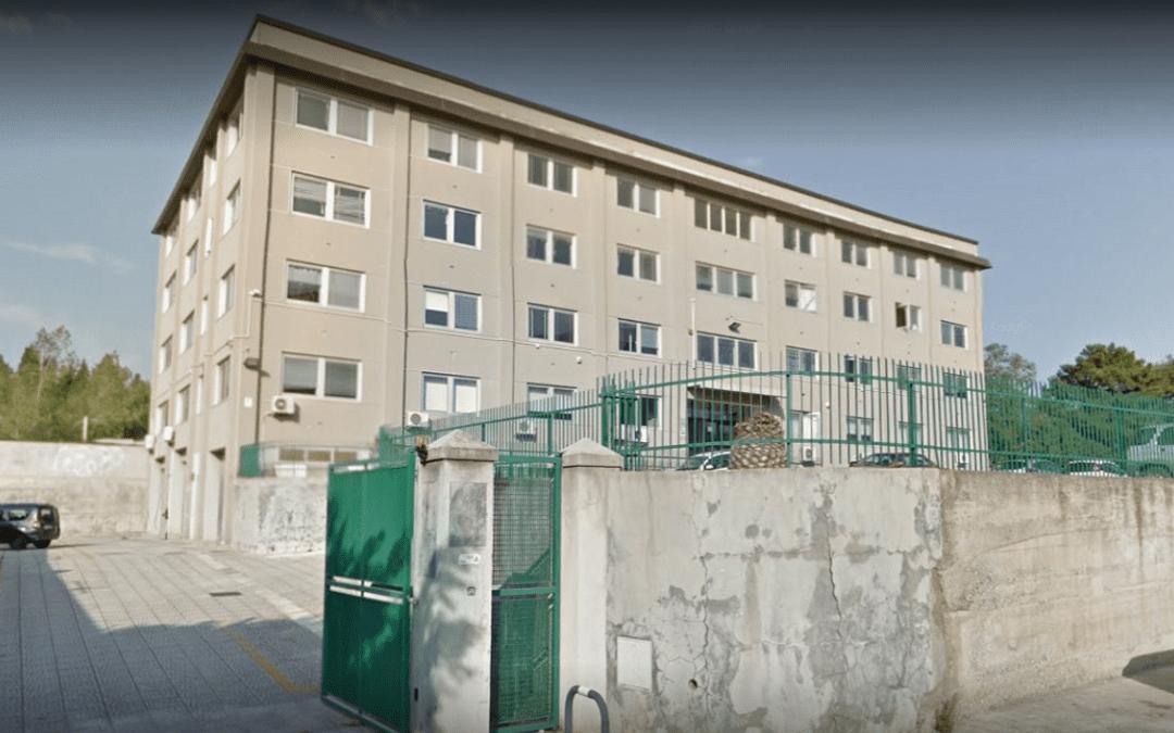Gli uffici della Regione in via Modena, a Reggio Calabria
