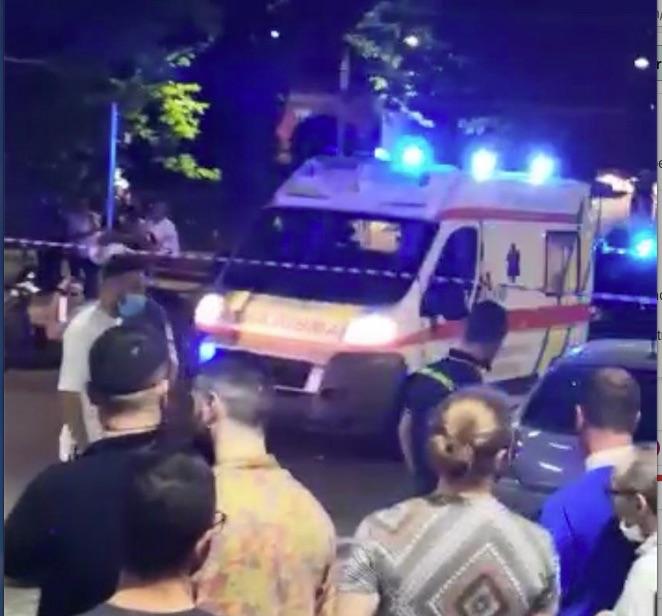 Sparatoria a Viale Italia dopo la partita della Nazionale, tre feriti
