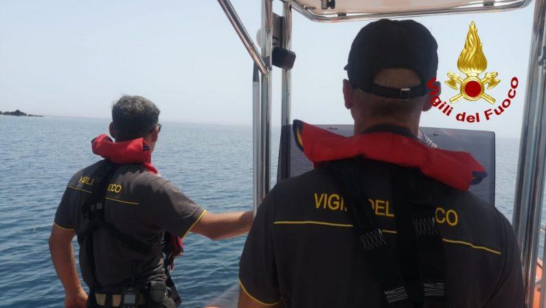 Sub disperso in mare a Crotone, riprese le ricerche - VIDEO