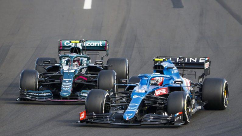 Formula 1, in Ungheria vince a sorpresa Ocon seguito da Vettel e Hamilton