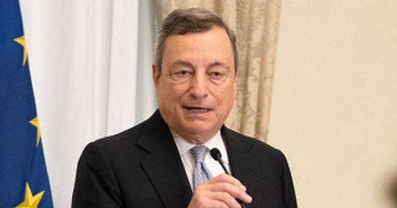 Afghanistan, Mario Draghi: «Italia al lavoro con l'Ue per soluzione crisi»