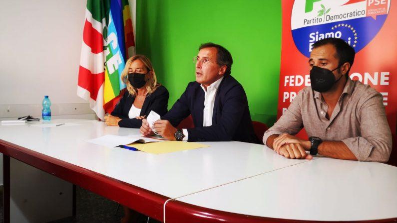 """Elezioni Cosenza, Boccia (PD): """"Niente apparentamento al secondo turno con chi oggi non è nel Centrosinistra"""""""