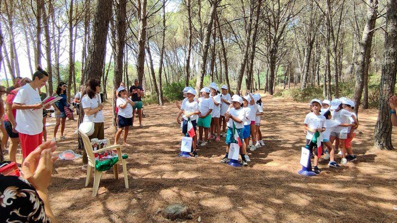 La scuola in estate si fa in spiaggia, nel Catanzarese il progetto dedicato allo sport