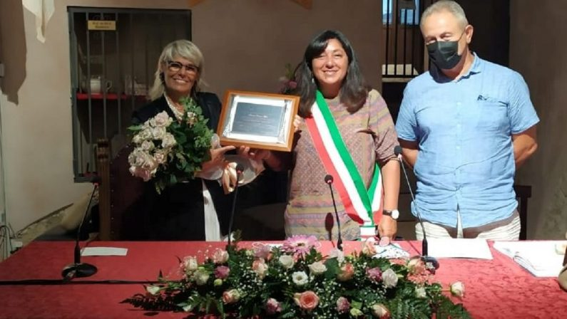 Oriolo: cittadinanza onoraria a Franca Melfi, madre della robotica in chirurgia