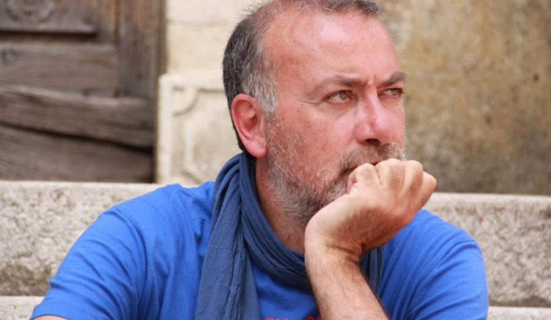 Il poeta e paesologo Franco Arminio