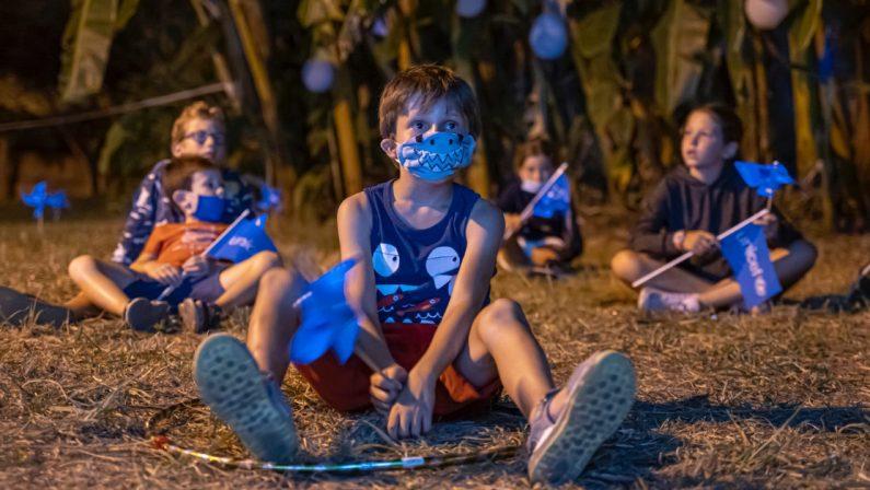 Bambini e cinema alla Guarimba, parte La Grotta dei piccoli