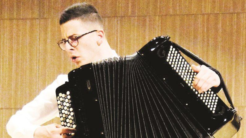 Musica, un grandissimo talento made in Rizziconi