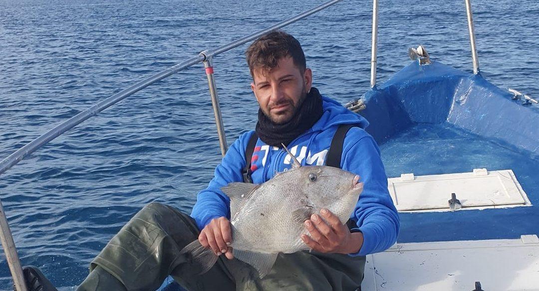 Marco Chiarella, scomparso da Catanzaro lido
