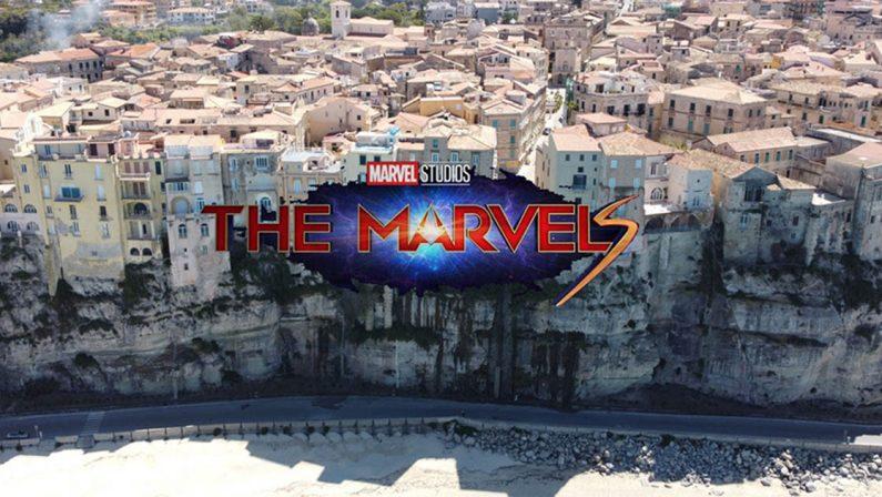 """Tropea locationper alcune scene del film """"The Marvels"""""""