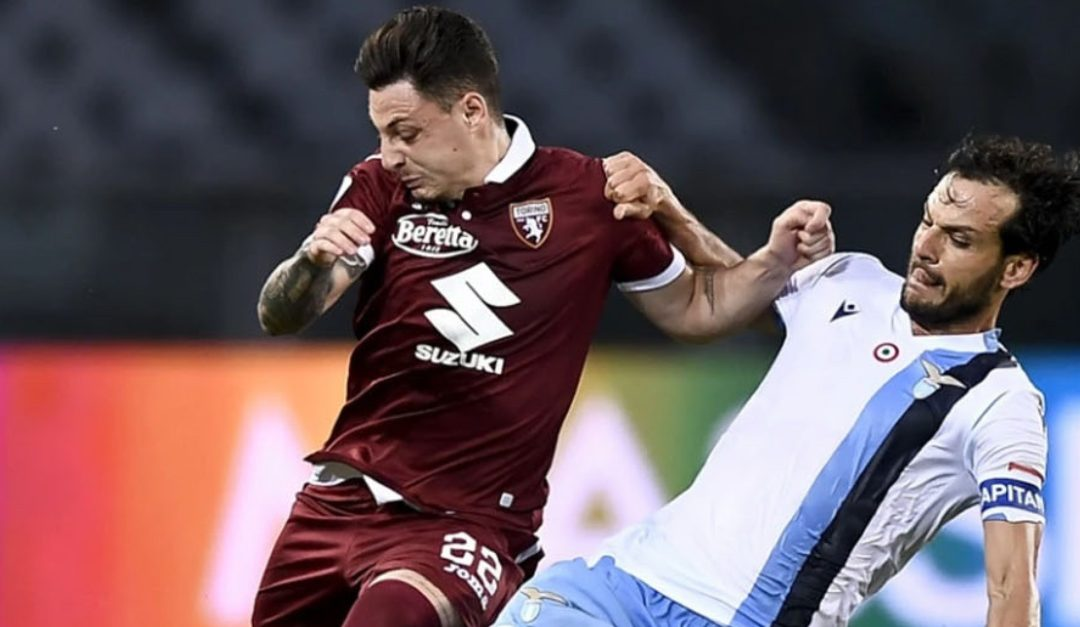 Millico (con la maglia del Torino contro la Lazio) nuovo attaccante del Cosenza