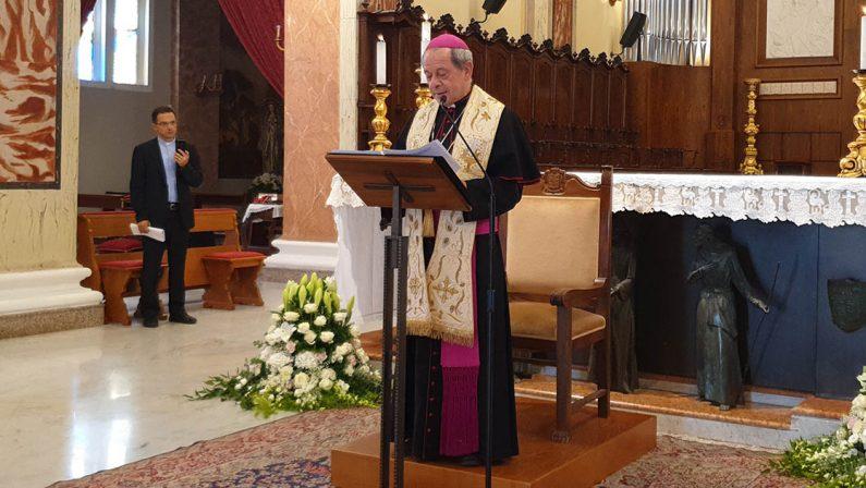 La diocesi di Mileto-Nicotera-Tropea ha il suo nuovo vescovo è Attilio Nostro