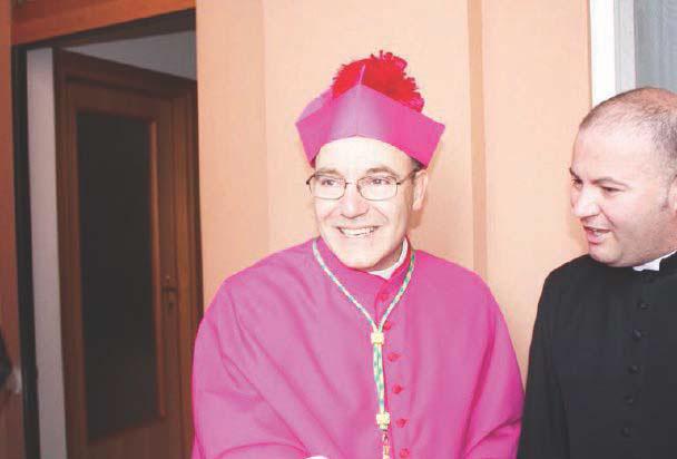 Aree interne, tocca ai vescovi