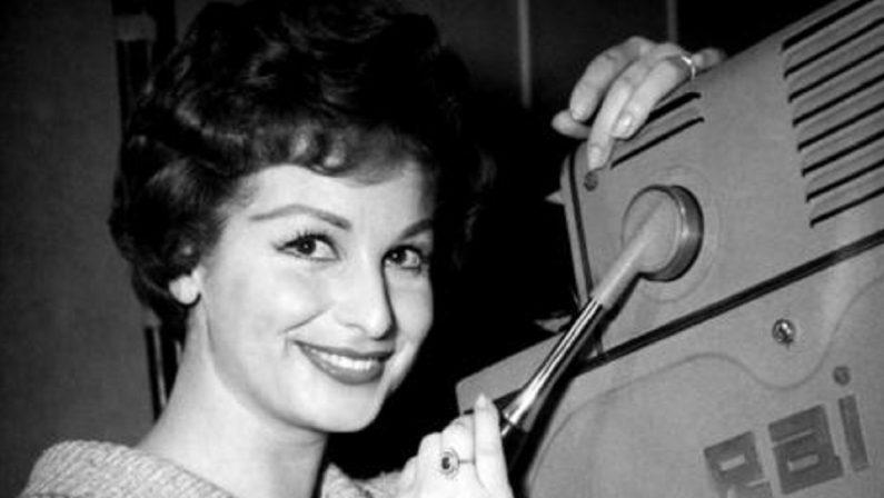 """Addio a Nicoletta Orsomando, la più famosa delle """"signorine buonasera"""""""