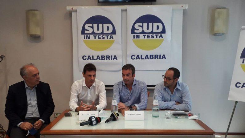 Elezioni regionali, Occhiuto: «Liste al vaglio dell'Antimafia e con novità»