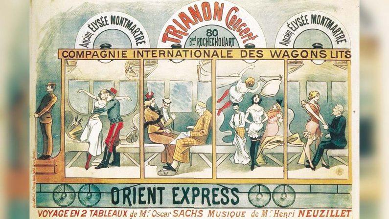 Orient Express, ilbinario vivo degli intrighi