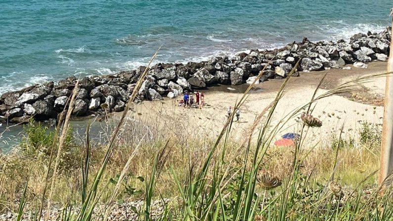 Tragedia a Pizzo, un uomo muore in mare nei pressi di Piedigrotta