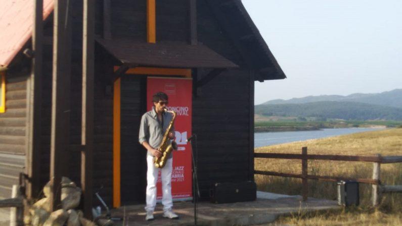 Il jazz in riva al lago