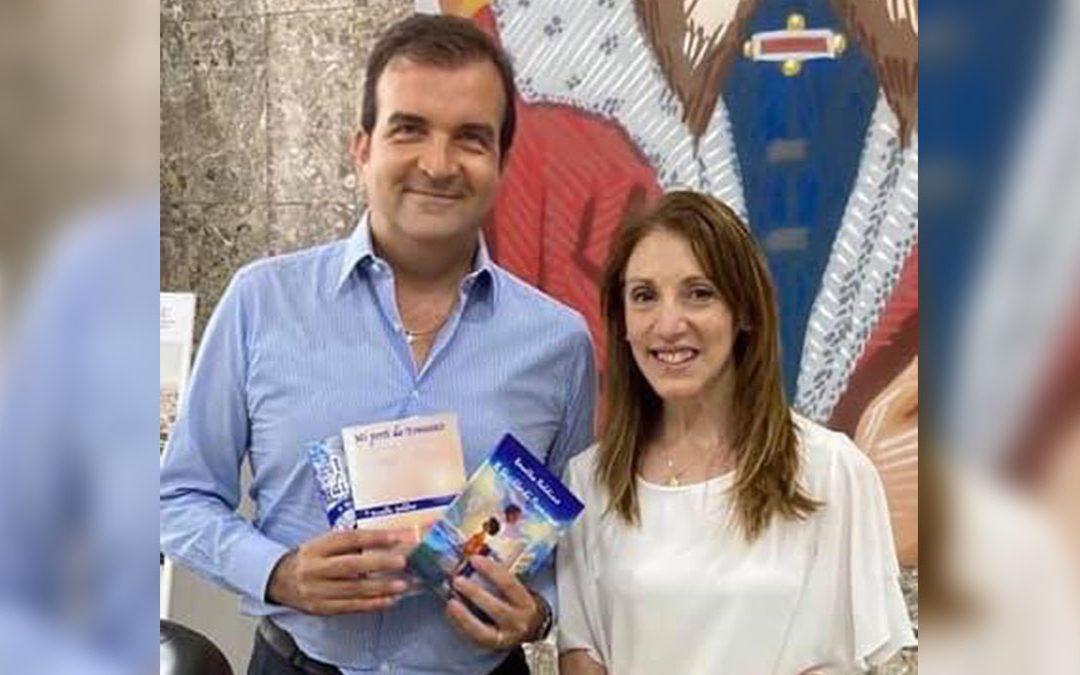 Rosalba Baldino e Mario Occhiuto