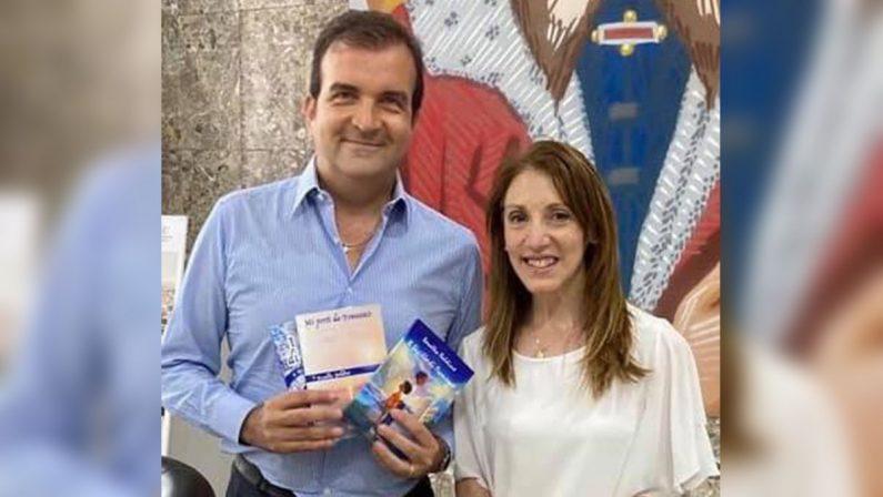 Rosalba Baldino e la trilogia di San Francesco di Paola apprezzata dal sindaco Mario Occhiuto