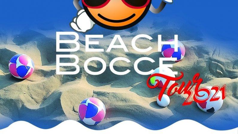 Una tappa tutta calabrese per il Beach Bocce Tour 2021