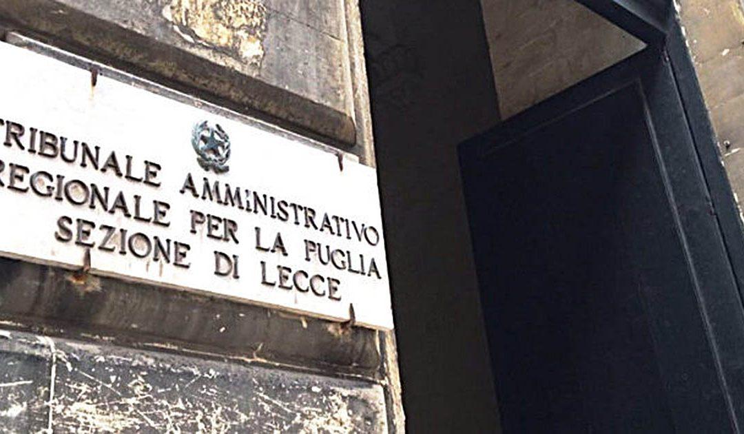 La sede del Tar Puglia di Lecce
