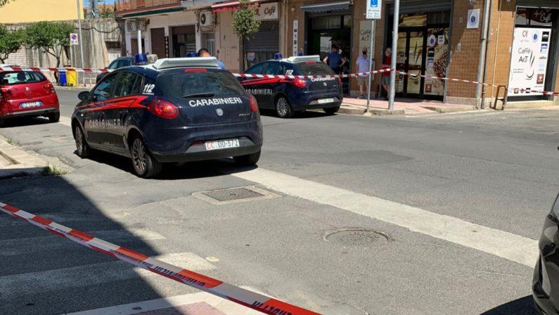 Tentato omicidio a Corigliano Rossano, ferito un uomo a bordo di uno scooter