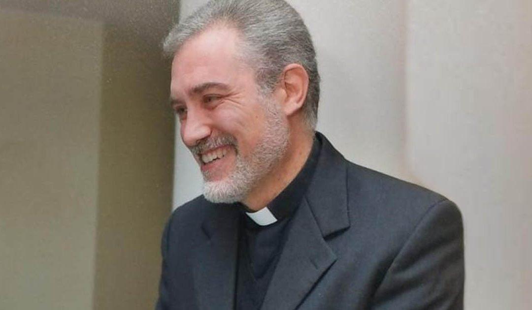 Il neo vescovo eletto di Mileto-Nicotera-Tropea, Attilio Nostro