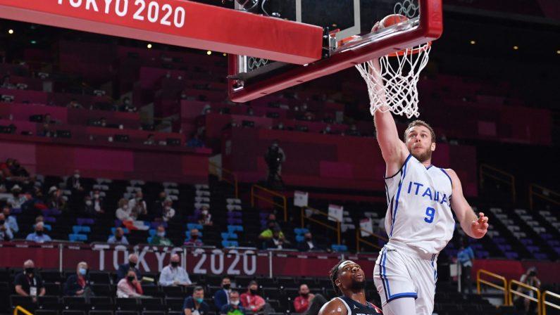 Olimpiadi di Tokyo 2020, basket e volley maschili: fuori ai quarti