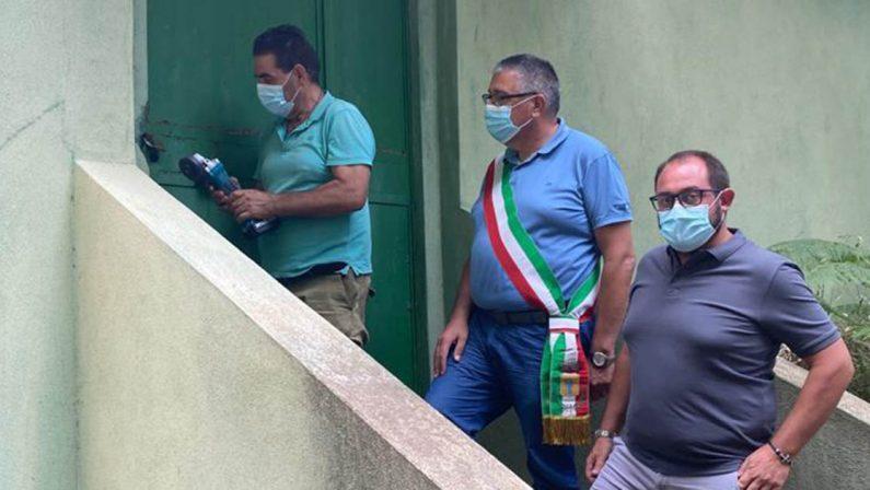 Guerra dell'acqua, indagato il sindaco di Cotronei, Nicola Belcastro