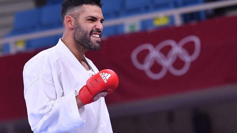 Olimpiadi di Tokyo 2020, Busà medaglia d'oro nel karate