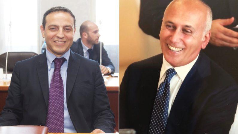Cosenza, sarà ballottaggio tra Francesco Caruso e Franz Caruso