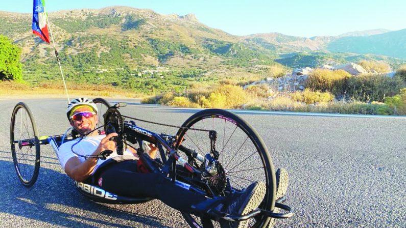 Fittipaldi: «Adesso sogno le Paralimpiadi»