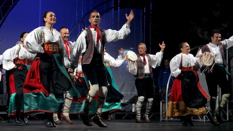 Castrovillari, Estate internazionale del folklore