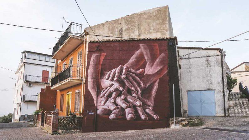 "Quella intensa ""gulìa"" di street art"