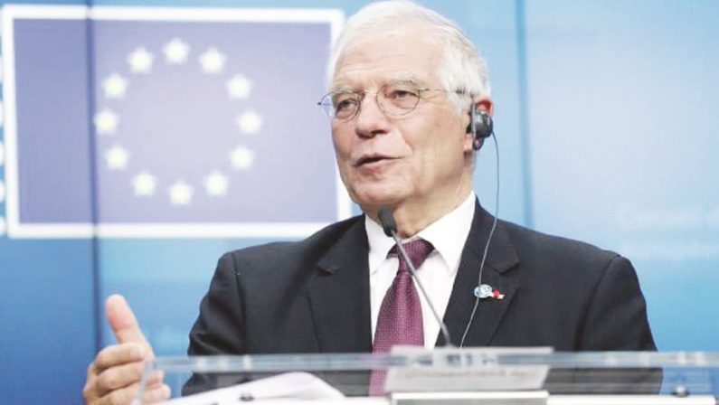 Borrell sull'autonomia militare: «L'Europa deve poter agire da sola, come gli Usa»
