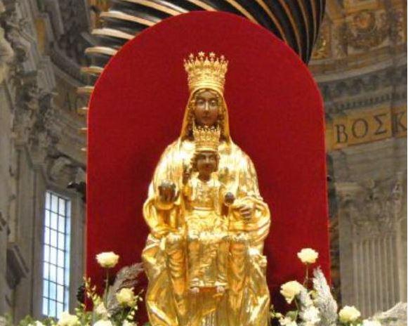 La proposta: la Madonna nera patrimonio dell'Unesco
