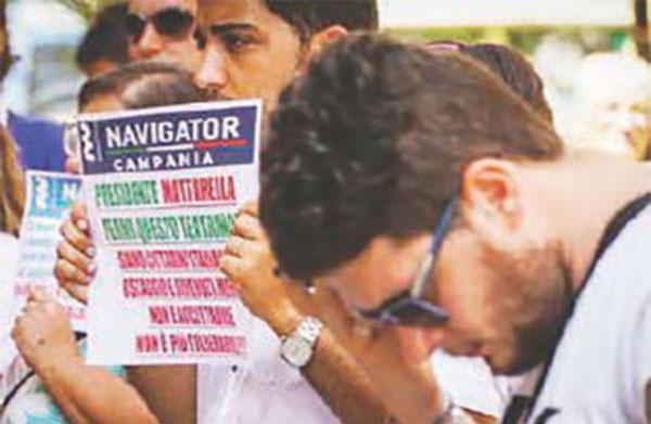 La guerra dei navigator