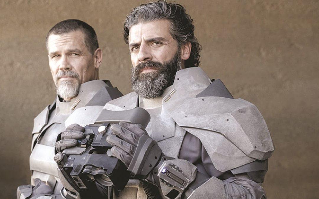 "Oscar Isaac in ""Dune"""
