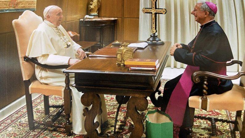 Il Papa in Basilicata: non sarà solo a Matera
