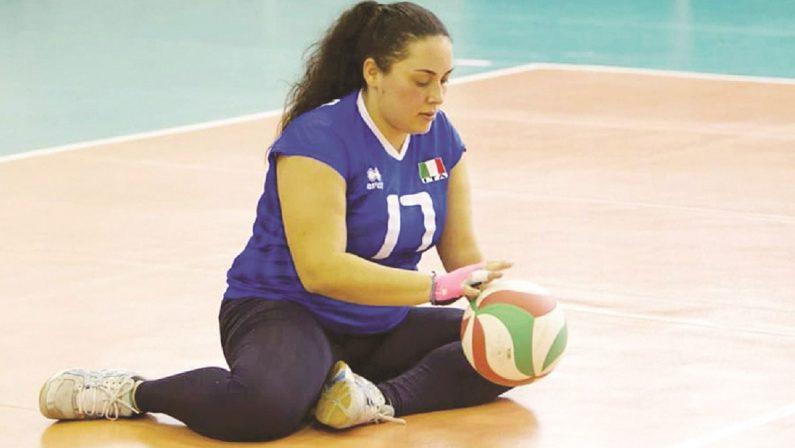 Raffaella, da Reggio alle Paralimpiadi diTokyo